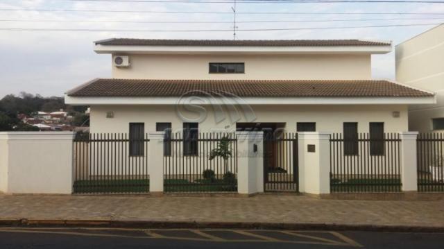 Casa à venda com 4 dormitórios em Centro, Jaboticabal cod:V1603
