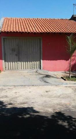 Casa à venda com 1 dormitórios em Parque das araras, Jaboticabal cod:V4030
