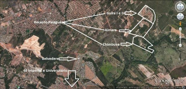 Vendo Terreno No Recanto Paiaguás ( atrás do belvedere) - Foto 12