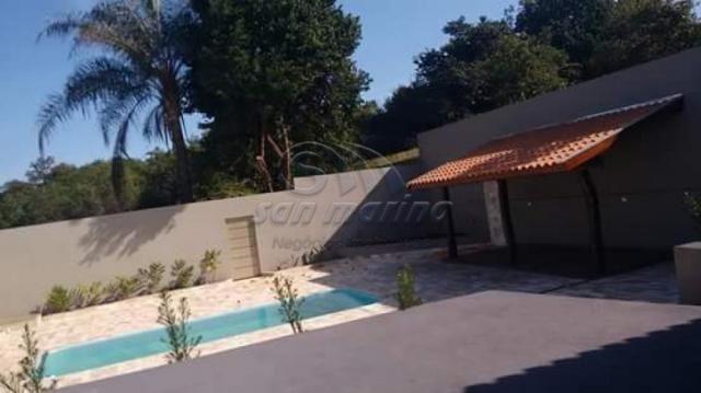 Casa à venda com 1 dormitórios em Vale do sol, Jaboticabal cod:V54 - Foto 9