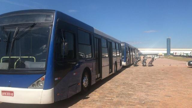 Vendo ônibus MB/Caio 2007/2008