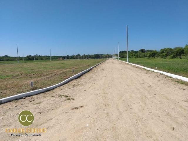 CMG Cód: 33 Terreno de esquina localizado no Residencial Unavida - Foto 3