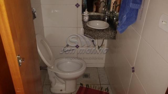 Casa à venda com 3 dormitórios em Planalto italia, Jaboticabal cod:V1270 - Foto 5