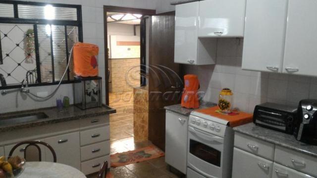 Casa à venda com 3 dormitórios em Jardim kennedy, Jaboticabal cod:V3415 - Foto 7