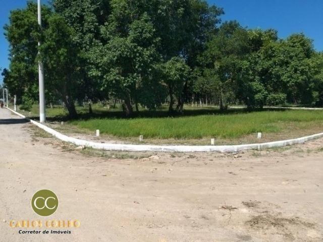 CMG Cód: 33 Terreno de esquina localizado no Residencial Unavida - Foto 8