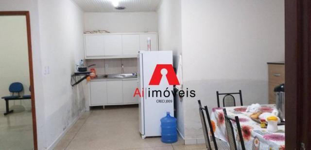 Galpão para alugar, 686 m² por r$ 12.000/mês - vila do dner - rio branco/ac - Foto 9