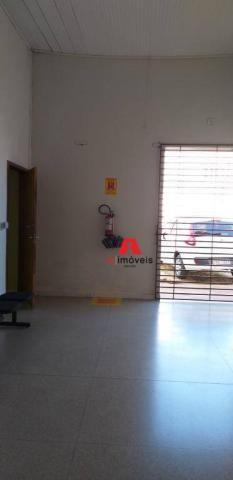 Galpão para alugar, 686 m² por r$ 12.000/mês - vila do dner - rio branco/ac - Foto 8