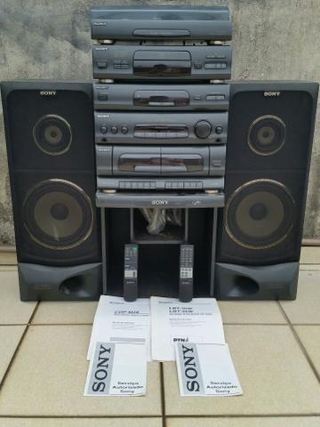 Micro System Sony Lbt 46w