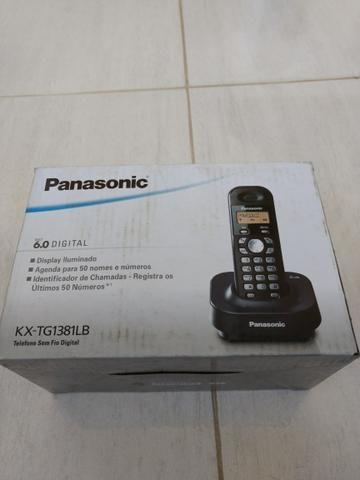 Telefone sem fio panasonic 6.0 - Foto 3