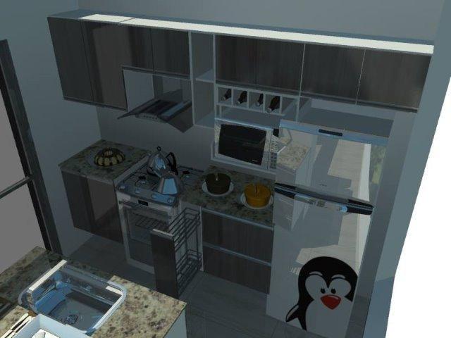 Móveis Planejados para os apartamentos da MRV ou Inter Construtora. Pacote Completo