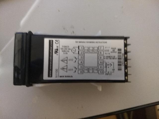 Controlador Processo N1100 100-240vca C/ Rs485 Novus - Foto 2