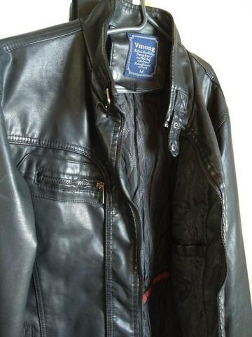 Jaqueta masculina em Courino Vmong - Foto 4