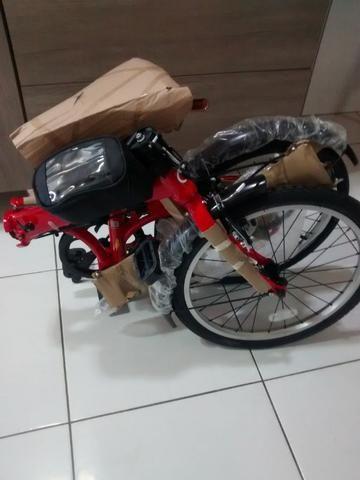 Bicicleta Dobrável Durban eco - Foto 3