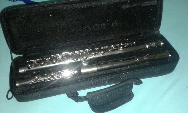 Flauta Transversal- Slade