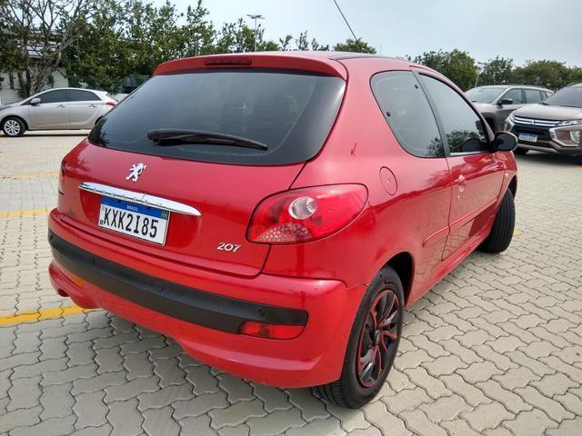Peugeot 207 1.4( aceito moto como forma de pagamento ) - Foto 6