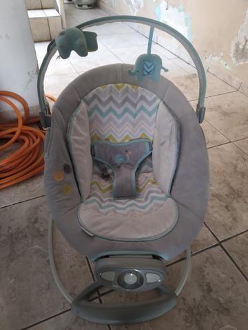 Cadeirinha de balanço de bebê - Foto 3