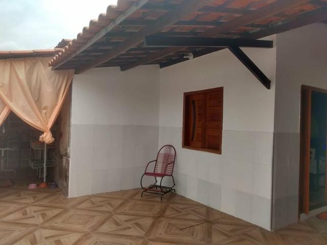 Casa na praia de Aratuba