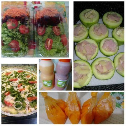 R&D bandejas!Legumes, verduras e frutas higienizados e processados!!!