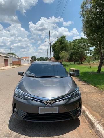 Toyota Corolla 17/18 XEI 49.000km, impecável - Foto 6