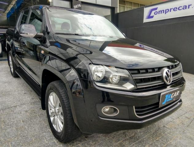 VOLKSWAGEN AMAROK 2.0 HIGHLINE 4X4 CD 16V TURBO INTERCOOLER DIESEL 4P MANUAL. - Foto 2