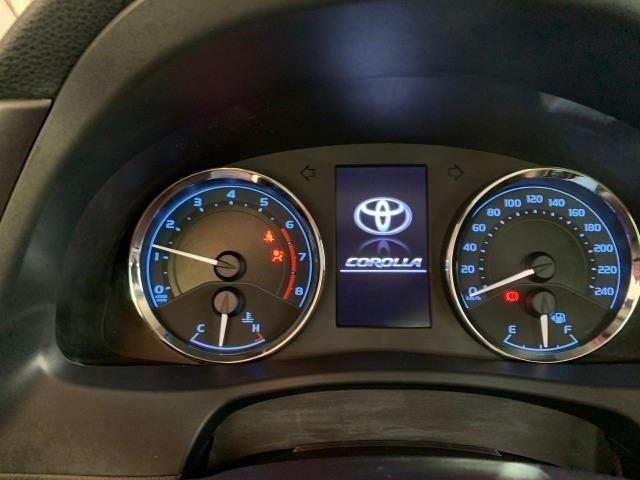 Toyota Corolla 17/18 XEI 49.000km, impecável - Foto 3