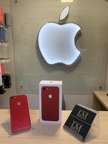 IPhone 7 128GB RED seminovo