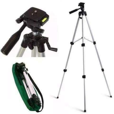 Tripé Camera Universal Fotografico Profissional 1m