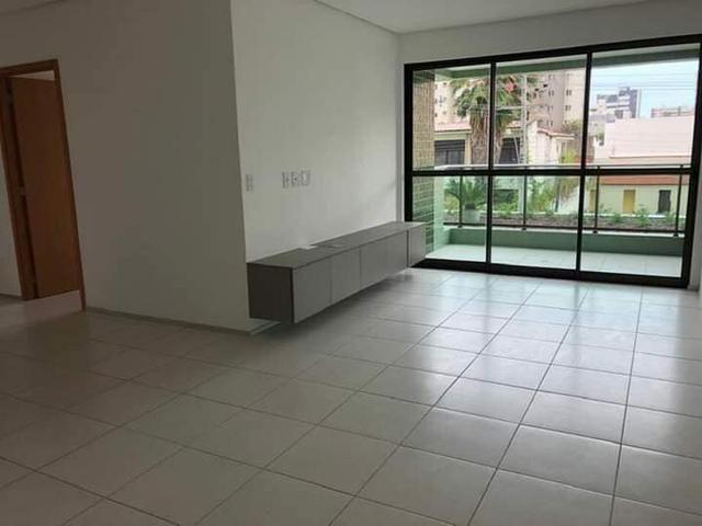Apto. Novo na Jatiúca, 109 m2, Área de Lazer Completa - Foto 12