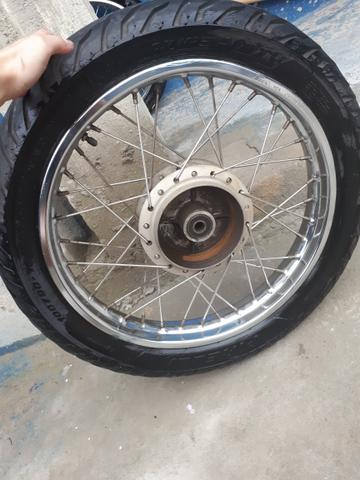 Roda raiada - Foto 5