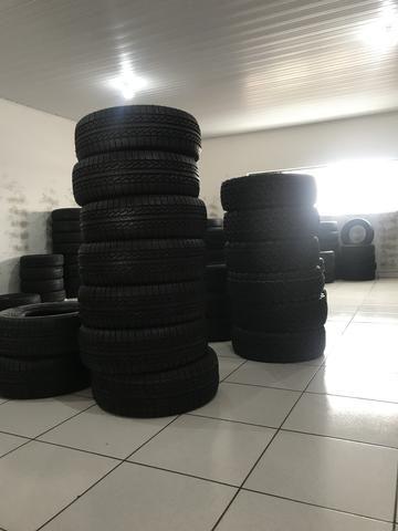 Sábado maluco grid pneus remold