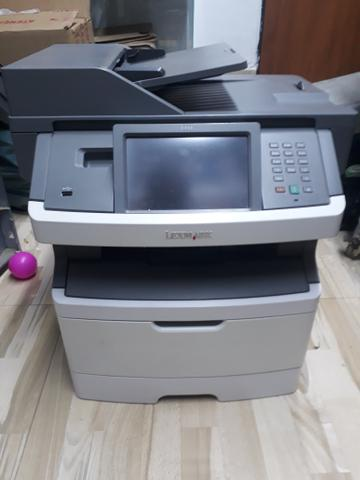 Impressora Lexmark x464