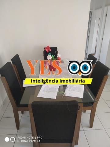 Yes imob - apartamento mobiliado para locação, muchila, feira de santana, 3 dormitórios se - Foto 12