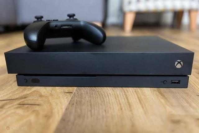 Vendo um Xbox one X