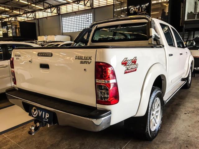 Toyota hilux - 2014/2014 3.0 srv 4x4 cd 16v turbo intercool. - Foto 9