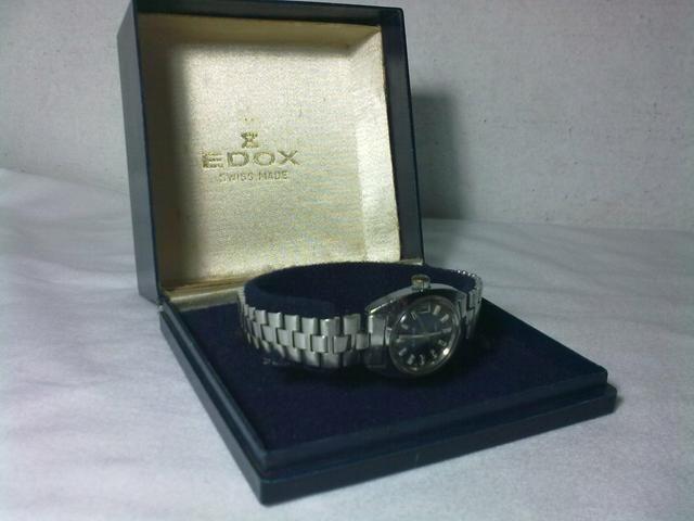 Relógio Edox e Orient Quartz - Foto 2