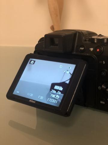 Nikon Coolpix P510 Preto Câmera Digital - Foto 4