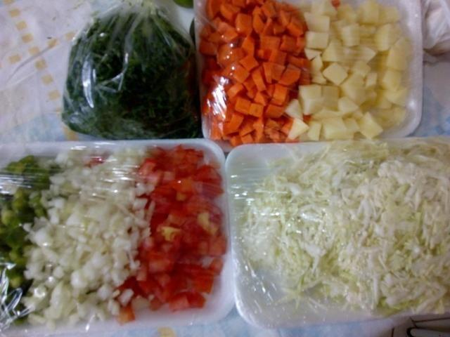 R&D bandejas!Legumes, verduras e frutas higienizados e processados!!! - Foto 4