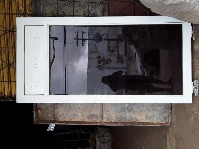 Portas de Vidro com Alumínio - Foto 3