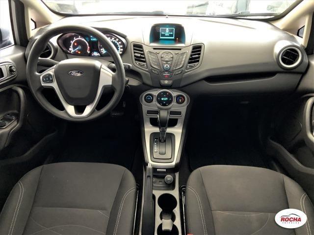 New Fiesta Sed 1.6 Sel Aut - Top - Ipva 2020 Pago - Garantia Ford - Leia o Anuncio! - Foto 6