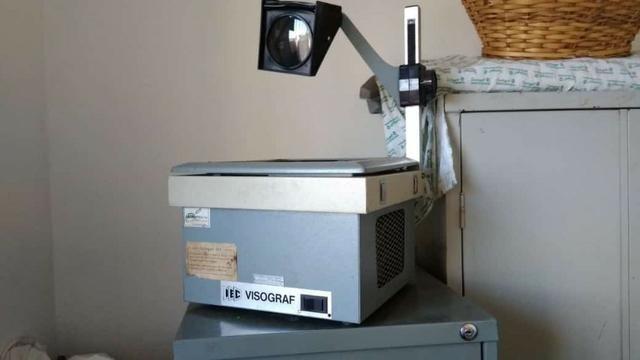 Retro projetor - Foto 2