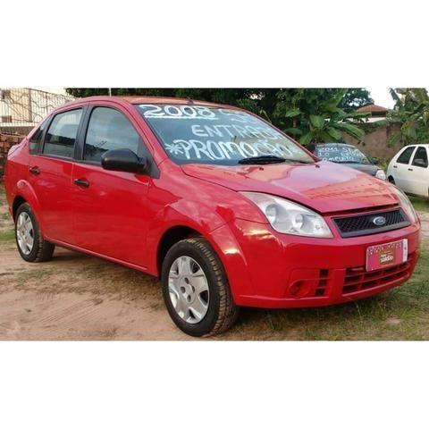 Fiesta sedan, sem entrada 48x 540 - Foto 4
