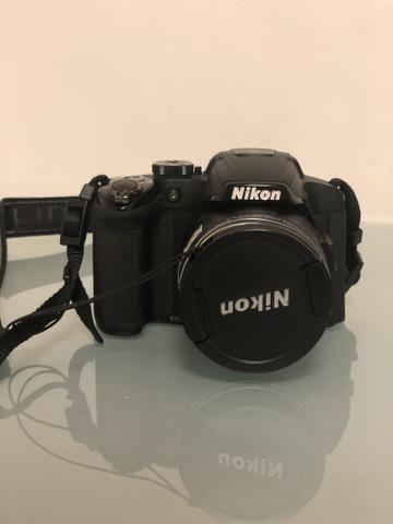 Nikon Coolpix P510 Preto Câmera Digital