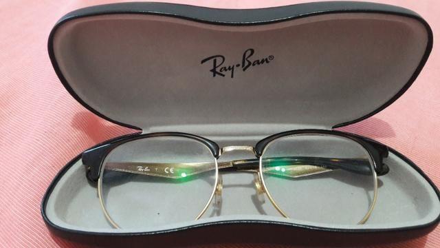 Armação óculos de Grau RayBan - Bijouterias, relógios e acessórios ... 40d7815803