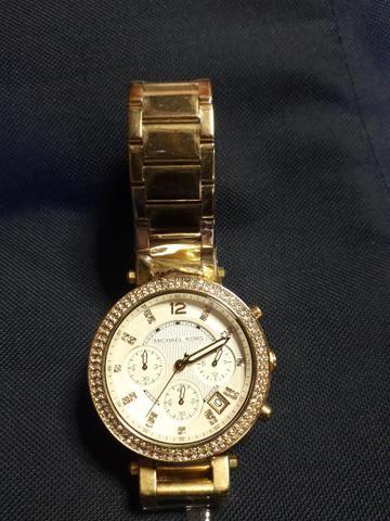 Relógio Michael Kors Original Feminino - Bijouterias, relógios e ... d368a0d422