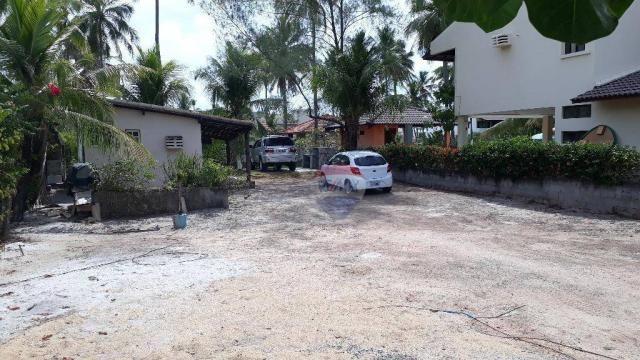Terreno à venda em muro alto, no condomínio baía do cupe - Foto 7
