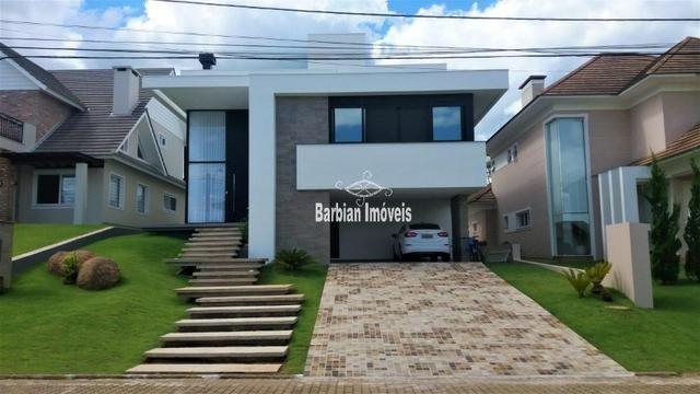 Barbian Imóveis - Casa em condomínio fechado com 4 suítes - Santa Cruz do Sul - Foto 8