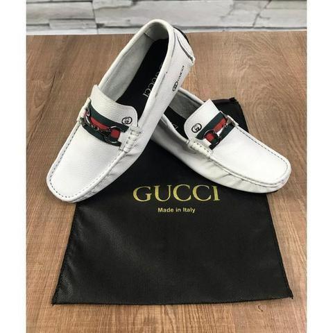 bf8f3753dc Mocassim Gucci branco - Roupas e calçados - Cidade Industrial ...