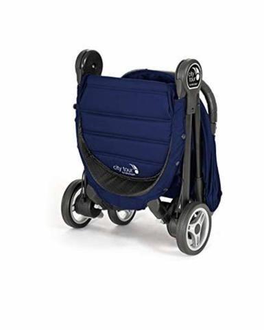 Carrinho de bebê jogger city tour (azul) - Foto 5