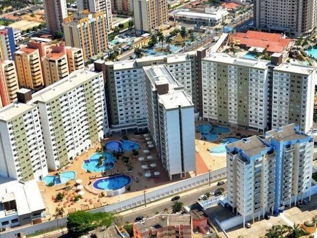 Apartamento Temporada Caldas Novas Flat Riviera Park - Foto 2