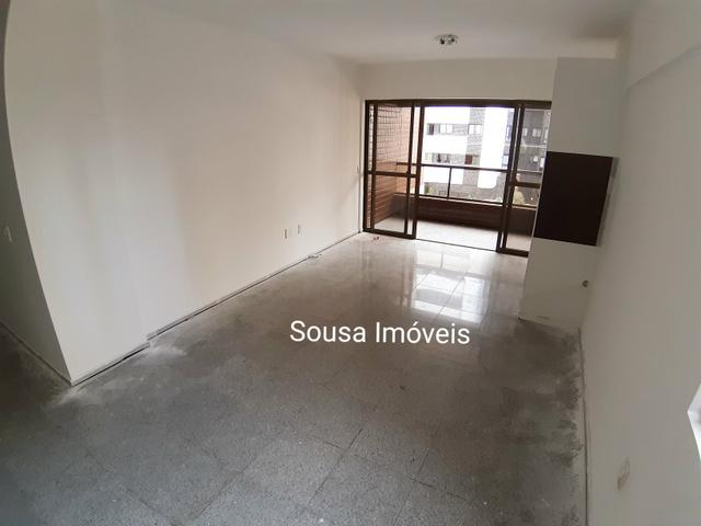 Ótimo apartamento! 3/4 duas suítes! 119 m ponta verde! - Foto 4